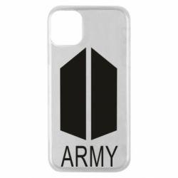 Чохол для iPhone 11 Pro Bts army