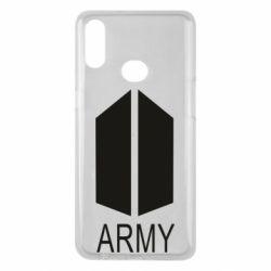 Чохол для Samsung A10s Bts army