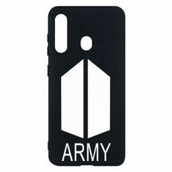 Чохол для Samsung M40 Bts army