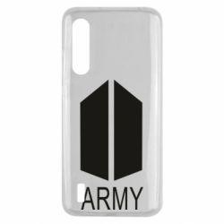 Чехол для Xiaomi Mi9 Lite Bts army