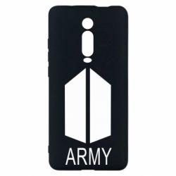 Чехол для Xiaomi Mi9T Bts army