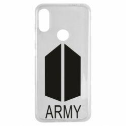 Чехол для Xiaomi Redmi Note 7 Bts army