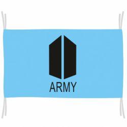 Прапор Bts army