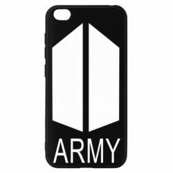 Чехол для Xiaomi Redmi Go Bts army