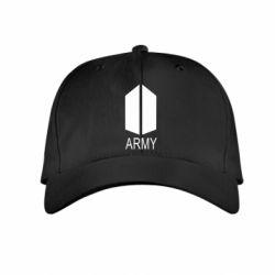 Дитяча кепка Bts army