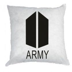 Подушка Bts army