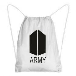 Рюкзак-мішок Bts army