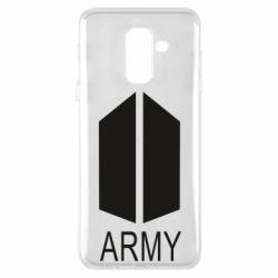 Чохол для Samsung A6+ 2018 Bts army