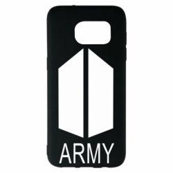 Чохол для Samsung S7 EDGE Bts army