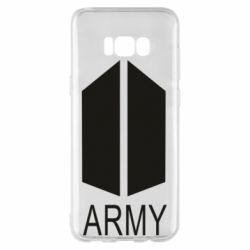 Чохол для Samsung S8+ Bts army