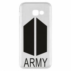 Чохол для Samsung A5 2017 Bts army