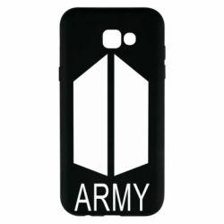 Чохол для Samsung A7 2017 Bts army