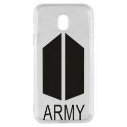 Чохол для Samsung J3 2017 Bts army