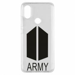 Чехол для Xiaomi Mi A2 Bts army