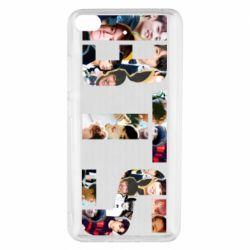 Чехол для Xiaomi Mi 5s BTS collage