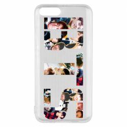 Чехол для Xiaomi Mi6 BTS collage