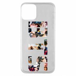 Чехол для iPhone 11 BTS collage