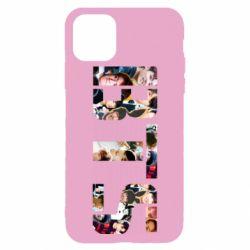 Чехол для iPhone 11 Pro Max BTS collage