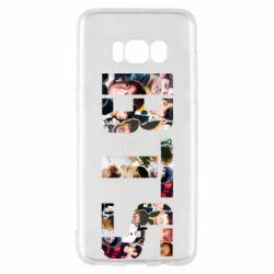 Чехол для Samsung S8 BTS collage