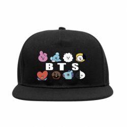 Снепбек Bts emoji