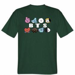 Чоловіча футболка Bts emoji