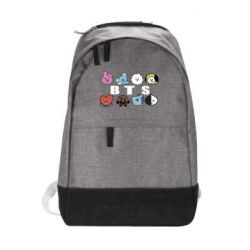 Рюкзак міський Bts emoji