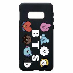 Чохол для Samsung S10e Bts emoji