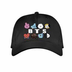 Дитяча кепка Bts emoji