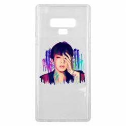 Чехол для Samsung Note 9 Bts Jin