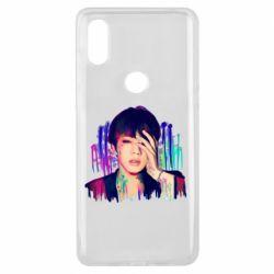 Чехол для Xiaomi Mi Mix 3 Bts Jin
