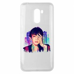 Чехол для Xiaomi Pocophone F1 Bts Jin