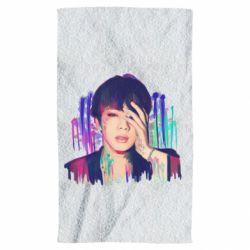 Полотенце Bts Jin