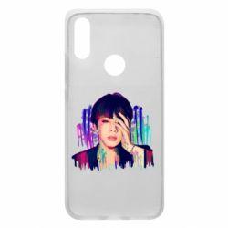 Чехол для Xiaomi Redmi 7 Bts Jin