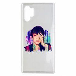 Чехол для Samsung Note 10 Plus Bts Jin