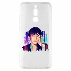 Чехол для Xiaomi Redmi 8 Bts Jin