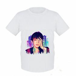 Детская футболка Bts Jin