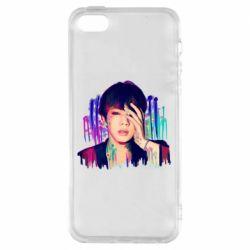 Чехол для iPhone5/5S/SE Bts Jin