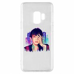 Чехол для Samsung S9 Bts Jin