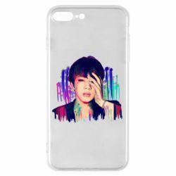 Чехол для iPhone 8 Plus Bts Jin
