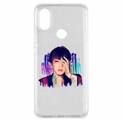 Чехол для Xiaomi Mi A2 Bts Jin