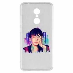 Чехол для Xiaomi Redmi 5 Bts Jin