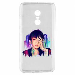 Чехол для Xiaomi Redmi Note 4 Bts Jin