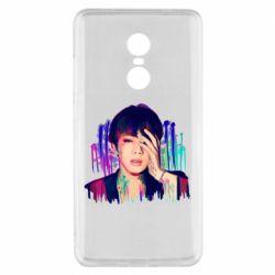 Чехол для Xiaomi Redmi Note 4x Bts Jin