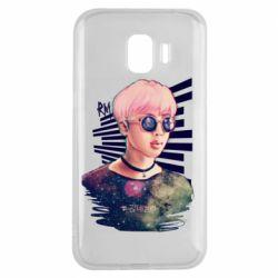 Чохол для Samsung J2 2018 Bts Kim