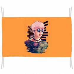Прапор Bts Kim