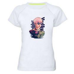 Жіноча спортивна футболка Bts Kim
