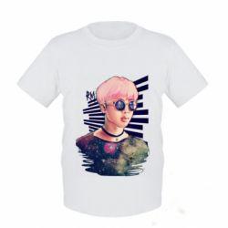 Дитяча футболка Bts Kim