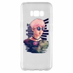 Чохол для Samsung S8+ Bts Kim