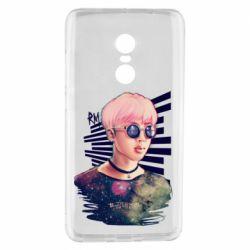 Чохол для Xiaomi Redmi Note 4 Bts Kim