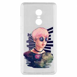 Чохол для Xiaomi Redmi Note 4x Bts Kim